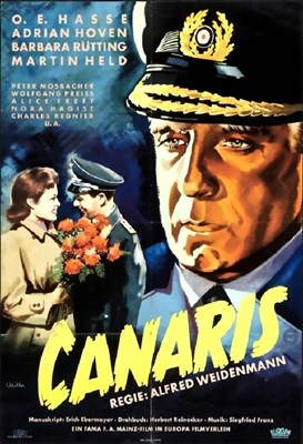Bild von ADMIRAL CANARIS - A LIFE FOR GERMANY (1954)  * with switchable English subtitles *