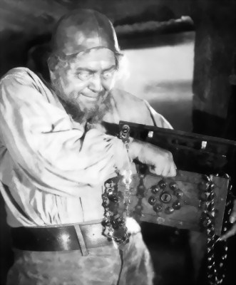 Picture of DER SCHATZ (The Treasure) (1923)  * with switchable English subtitles *
