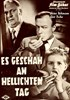 Picture of ES GESCHAH AM HELLICHTEN TAG  (1958)  * with switchable English subtitles *