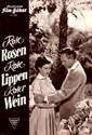 Picture of ROTE ROSEN, ROTE LIPPEN, ROTER WEIN FILM PROGRAM  (1953)