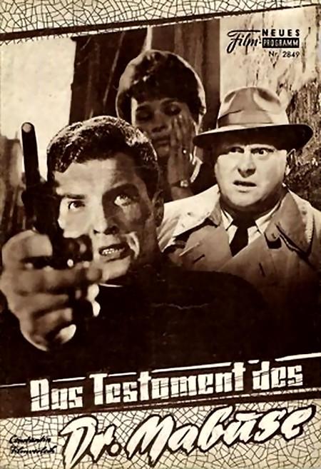 Das Testament Des Dr Mabuse 1962 Stream