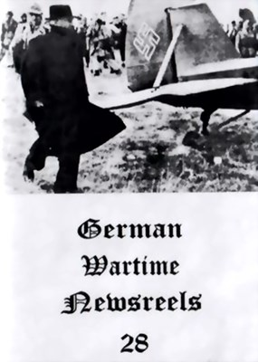 Bild von GERMAN WARTIME NEWSREELS 28  * with switchable English subtitles *  (IMPROVED)