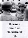 Picture of GERMAN WARTIME NEWSREELS 29  * with switchable English subtitles *  (IMPROVED)