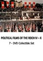 Bild von POLITICAL FILMS OF THE REICH III – X  * with switchable English subtitles *
