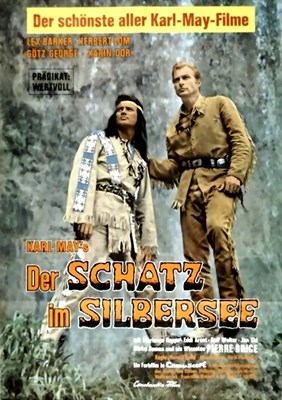 Bild von KARL MAY:  DER SCHATZ IM SILBERSEE  (1962)  * with switchable English subtitles *