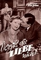 Picture of VERGISS DIE LIEBE NICHT FILM PROGRAM  (1953)