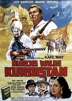 Bild von KARL MAY:  DURCHS WILDE KURDISTAN (Wild Kurdistan) (1965)  * with switchable English subtitles *