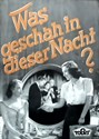 Picture of WAS GESCHAH IN DIESER NACHT  (1941)