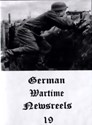 Picture of GERMAN WARTIME NEWSREELS 19  * with switchable English subtitles *  (improved)