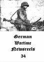 Picture of GERMAN WARTIME NEWSREELS 34  * with switchable English subtitles *  (IMPROVED)