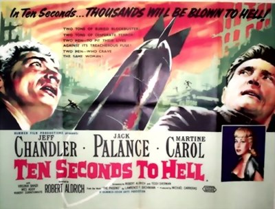 Picture of TEN SECONDS TO HELL  (1959)