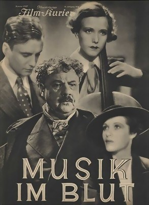Picture of MUSIK IM BLUT  (1934)