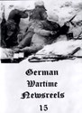 Picture of GERMAN WARTIME NEWSREELS 15  * with switchable English subtitles *  (improved)