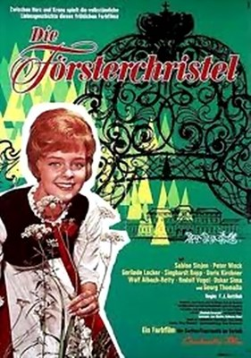 Picture of DIE FÖRSTERCHRISTEL  (1962)  * with switchable English subtitles *
