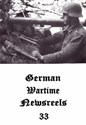 Picture of GERMAN WARTIME NEWSREELS 33  * with switchable English subtitles *  (IMPROVED)