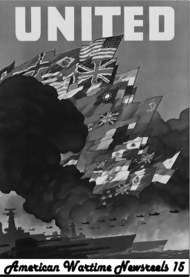 Picture of AMERICAN WARTIME NEWSREELS 15  (1945)