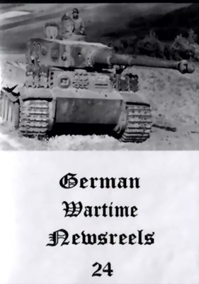 Picture of GERMAN WARTIME NEWSREELS 24  * with switchable English subtitles *  (improved)
