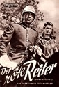 Picture of DER ROTE REITER FILM PROGRAM  (Pony Soldier)  (1952)