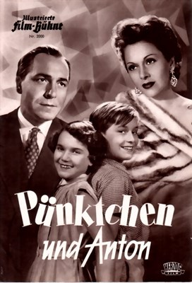 Picture of PUNKTCHEN UND ANTON FILM PROGRAM  (1953)