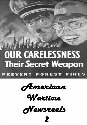 Picture of AMERICAN WARTIME NEWSREELS 02  (1942)