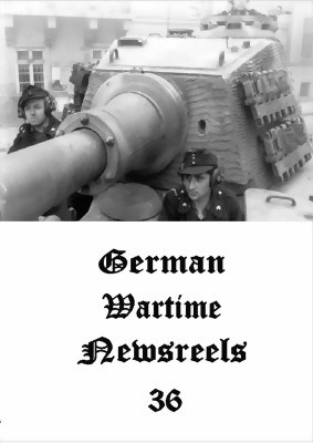 Picture of GERMAN WARTIME NEWSREELS 36 * with switchable English subtitles *  (IMPROVED)