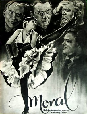 Picture of MORAL  (1936)