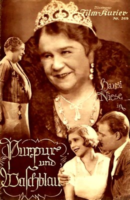 Bild von PURPUR UND WASCHBLAU  (1931)  * with hard-encoded Polish subtitles *