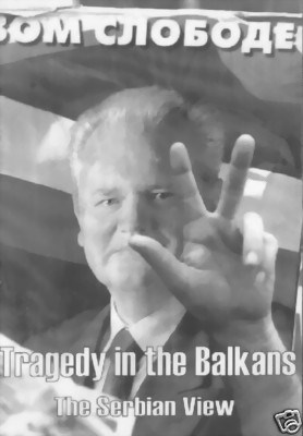 Bild von TRAGEDY IN THE BALKANS - THE SERBIAN VIEW