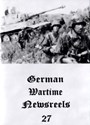 Picture of GERMAN WARTIME NEWSREELS 27  * with switchable English subtitles *  (IMPROVED)