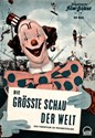 Picture of DIE GROSSTE SCHAU DER WELT FILM PROGRAM  (The Greatest Show on Earth)  (1952)