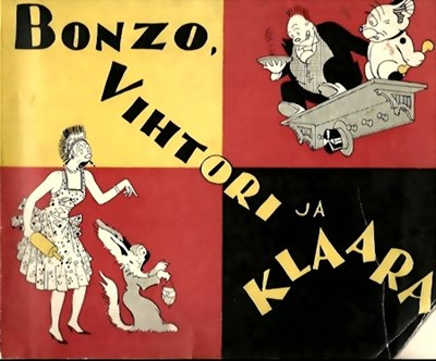 Bild von VIHTORI JA KLAARA  (1939)  * with switchable English subtitles *
