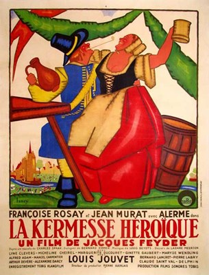Bild von CARNIVAL IN FLANDERS  (1935)  * with switchable English subtitles *