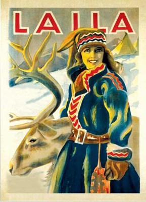 Bild von LAILA  (1929) * with switchable English and Spanish subtitles *