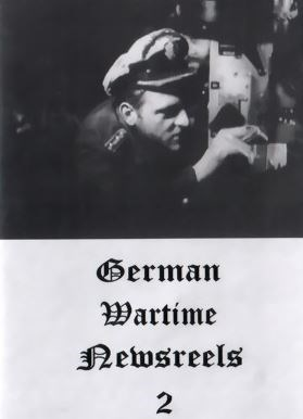 Picture of GERMAN WARTIME NEWSREELS 02  * with switchable English subtitles *  (improved)