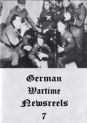 Picture of GERMAN WARTIME NEWSREELS 07  * With switchable English subtitles *  (improved)