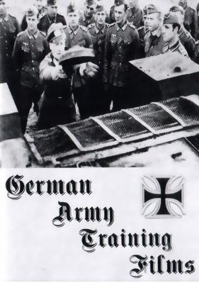 Bild von GERMAN ARMY TRAINING FILMS