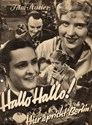 Picture of HALLO, HALLO – HIER SPRICHT BERLIN  (1932)