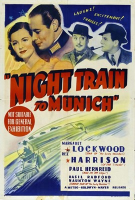 Picture of NIGHT TRAIN TO MUNICH  (1940)