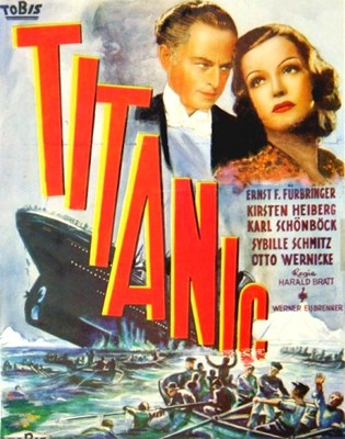 Picture of TITANIC (1943)  * with switchable English subtitles *