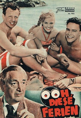 Bild von OOH ... DIESE FERIEN  (1958)  * with switchable English subtitles *