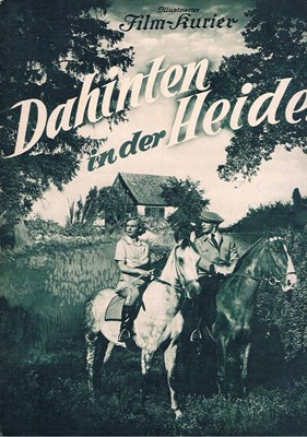 Picture of DAHINTEN IN DER HEIDE  (1936)