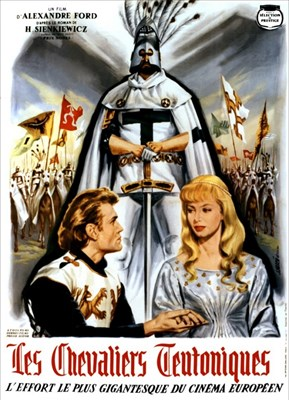 Picture of KRZYZACY  (The Knights of the Teutonic Order)  (1960)  * with switchable English subtitles *