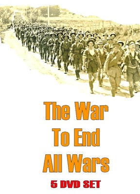Picture of 5 DVD SET:  THE WAR TO END ALL WARS
