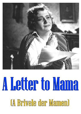 Picture of A BRIVELE DER MAMEN  (A LETTER TO MAMA)  (1938)  *Hard-Encoded English subtitles*