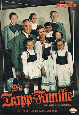 Picture of DIE TRAPP FAMILIE  (1956)  * with switchable English subtitles *
