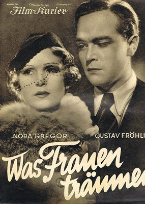 Picture of WAS FRAUEN TRÄUMEN  (1933)   * with switchable English subtitles *