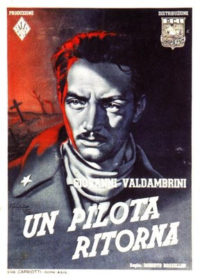 Picture of UN PILOTA RITORNA  (1942)  * with switchable English subtitles *