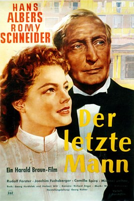 Picture of DER LETZTE MANN  (1955)  * improved video *