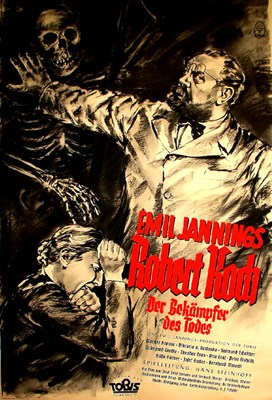 Picture of ROBERT KOCH, DER BEKÄMPFER DES TODES  (1939)  * with switchable English subtitles *