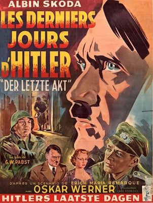 Picture of DER LETZTE AKT  (1955)  * with switchable English subtitles *  (IMPROVED PICTURE & SUBTITLING)